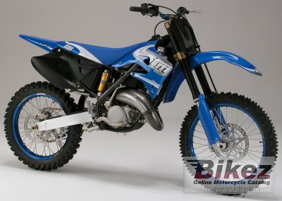 2005 TM Racing MX 125