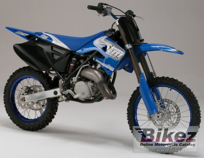 2005 TM Racing MX 85 Junior