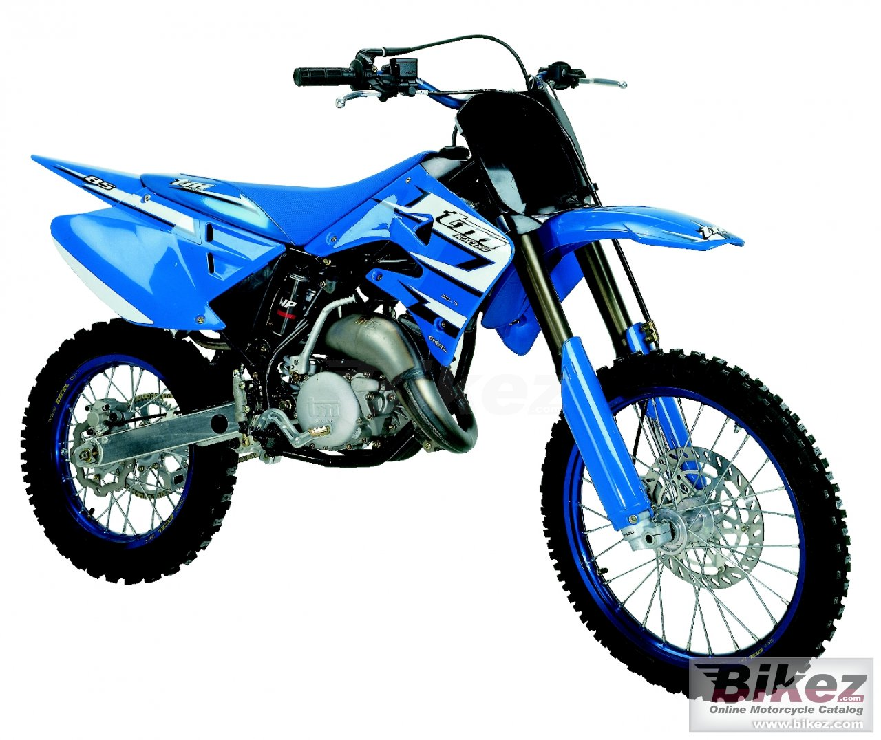 TM racing mx 85 junior
