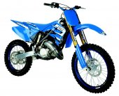 2006 TM Racing MX 125