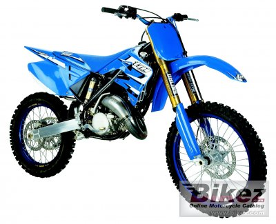 2006 TM Racing MX 125 photo