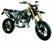 2006 TM Racing SMM 125 Black Dream