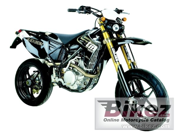 Big TM racing smm 450 f black dream e.s. picture and wallpaper from Bikez.com