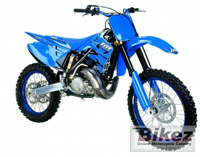 2007 TM Racing MX 250 F photo