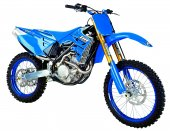 2007 TM Racing MX 450 F