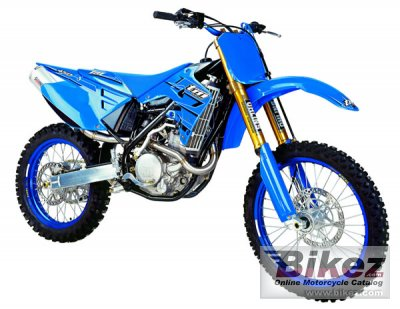 2007 TM Racing MX 530 F photo