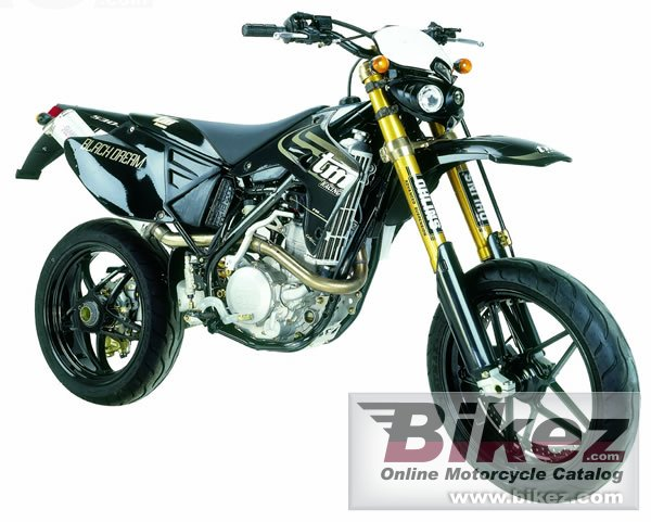 TM racing smm 450 f black dream e.s.