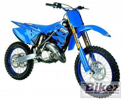 2007 TM Racing MX 125