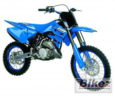 2007 TM Racing MX 85 Junior