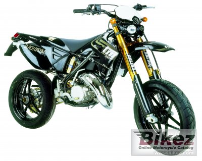 2007 TM Racing SMM 125 Black Dream