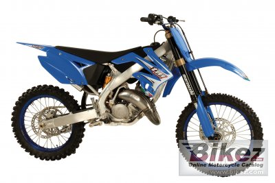 2008 TM Racing MX 125 photo