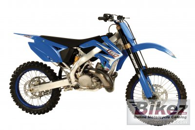 2008 TM Racing MX 250 photo