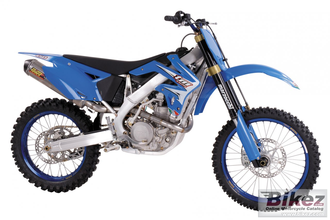 TM racing mx 250 f