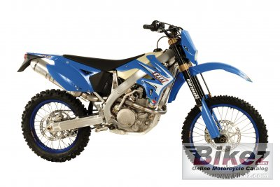 2008 TM Racing EN 250 F e.s. photo