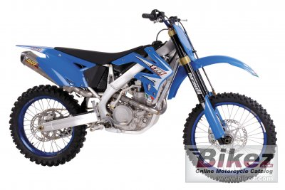 2008 TM Racing MX 250 F
