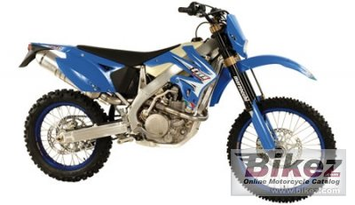 2008 TM Racing MX 85 Junior