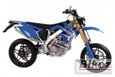 2008 TM Racing SMM 450 F Black Dream e.s.