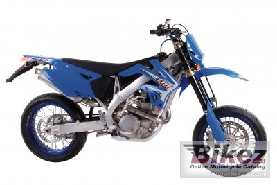 2008 TM Racing SMR 450 F e.s. specifications and pictures