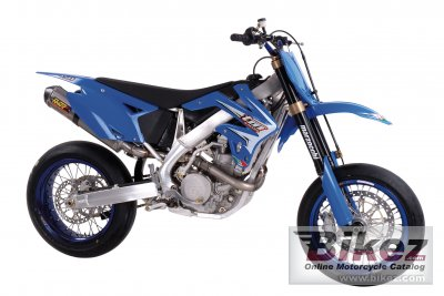 2008 TM Racing SMX 660 F Competition specifications and ...