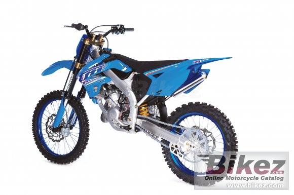 2010 TM Racing MX 125 photo