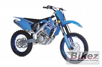 2010 TM Racing MX 250 Fi photo