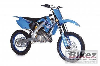 2010 TM Racing MX 125