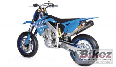 2010 TM Racing SMX 450 F Comp