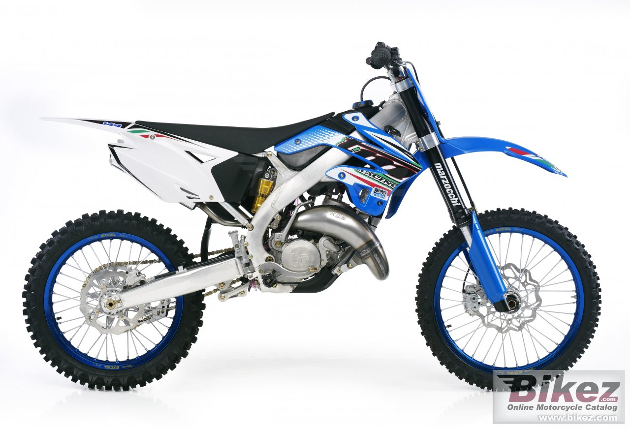 Big TM racing mx 144 picture and wallpaper from Bikez.com