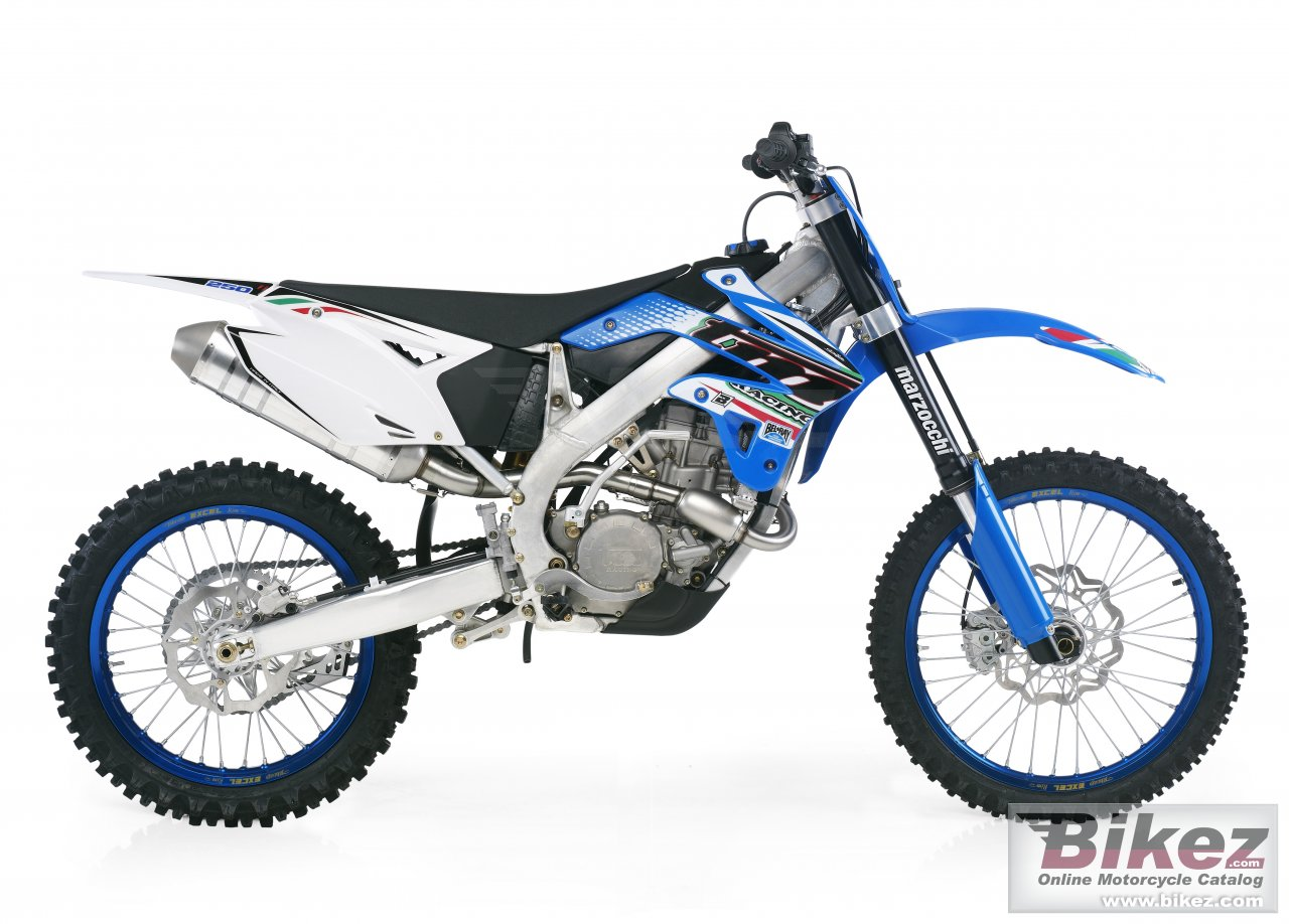 TM racing mx 250 fi