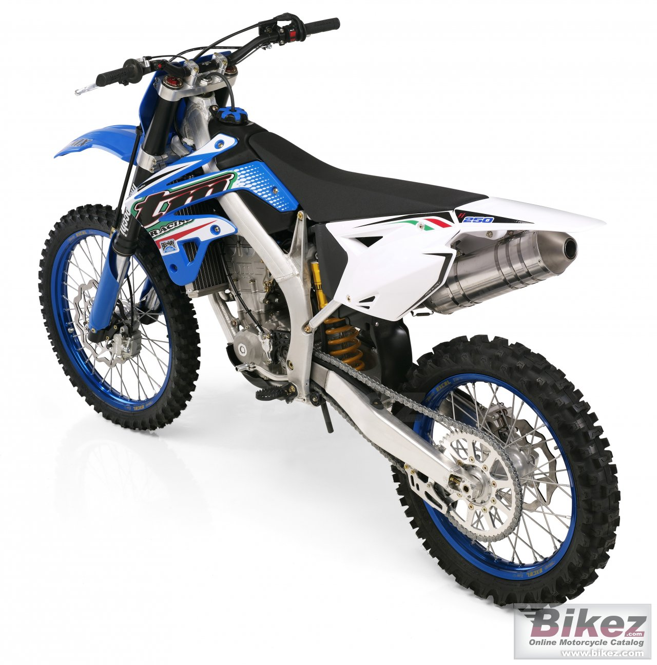 Big TM racing mx 250 fi picture and wallpaper from Bikez.com
