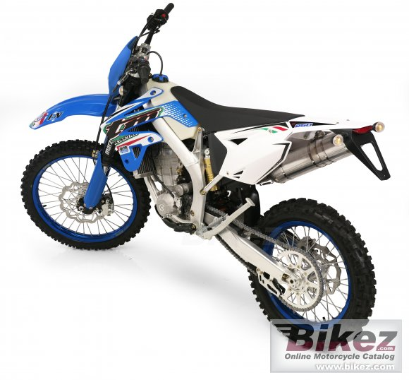 2012 TM Racing EN 250 Fi photo