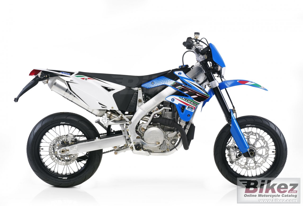 Big TM racing smr 450 f picture and wallpaper from Bikez.com