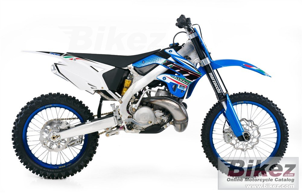 Big TM racing mx 300 picture and wallpaper from Bikez.com