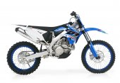 2012 TM Racing MX 450 Fi