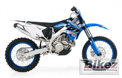 2012 TM Racing MX 530 F photo