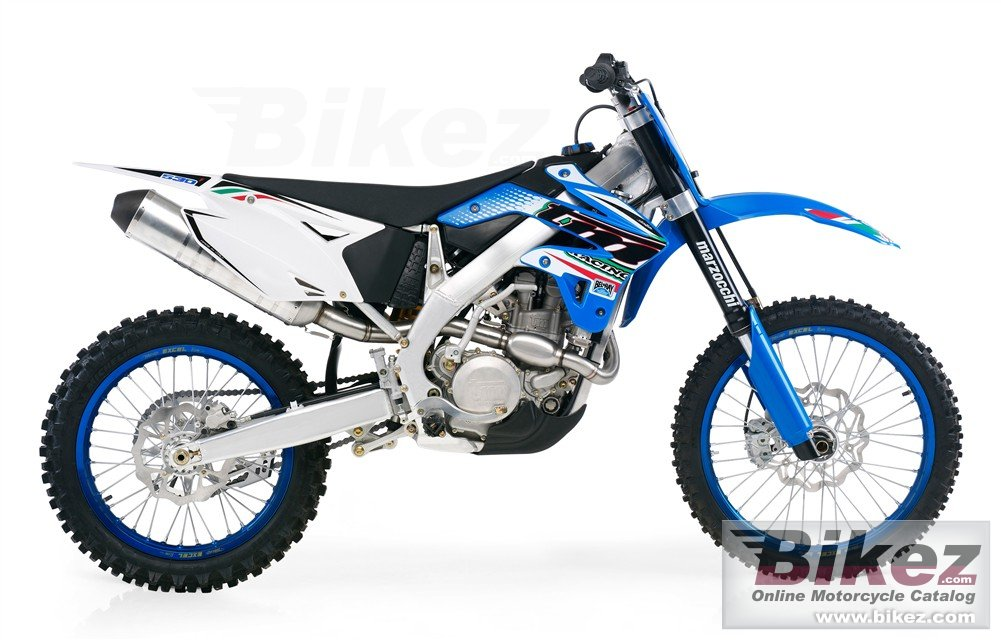 Big TM racing mx 530 f picture and wallpaper from Bikez.com