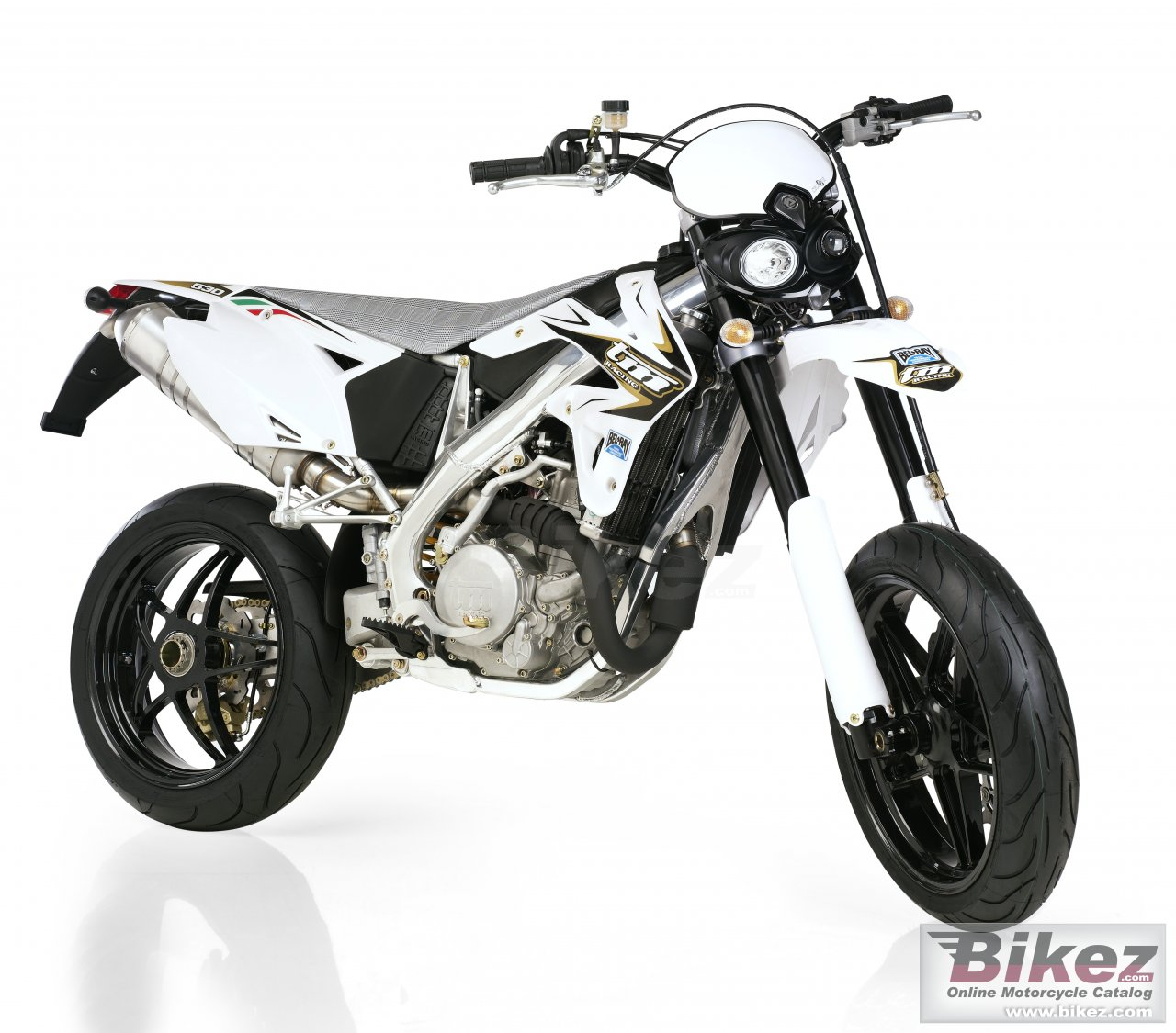 Big TM Racing smm 530f wd picture and wallpaper from Bikez.com