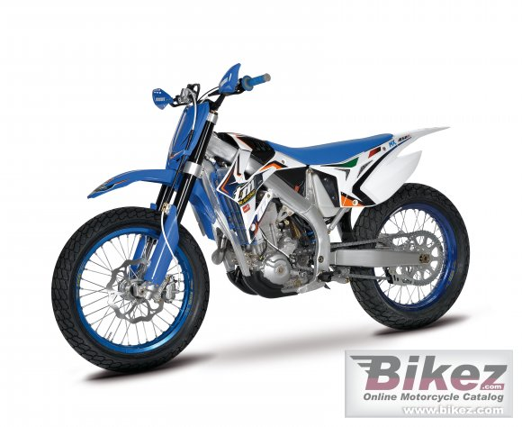 TM Racing FT 450Fi Flat Track