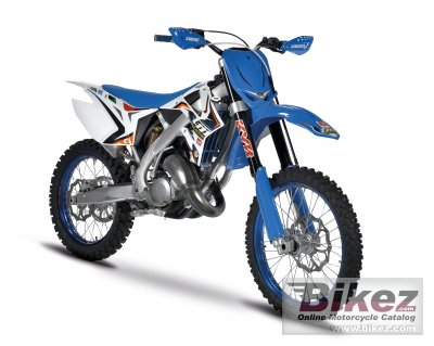 2016 TM Racing MX 125