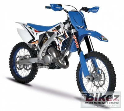 2016 TM Racing MX 144