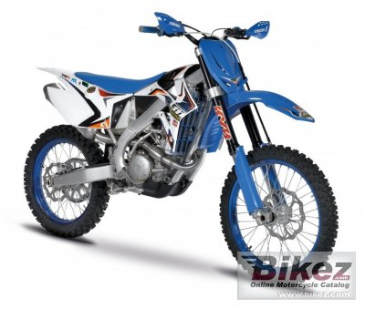 2016 TM Racing MX 250