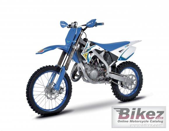 2017 TM Racing MX 85
