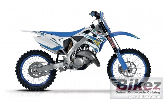 2017 TM Racing MX 125