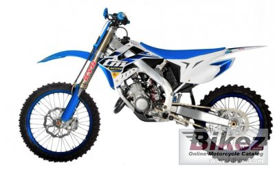 2019 TM Racing MX 125