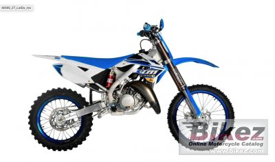 2019 TM Racing MX 85 Junior