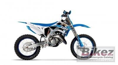 2020 TM Racing MX 125 2T