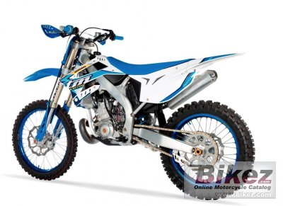 2020 TM Racing MX 250 ES 2T