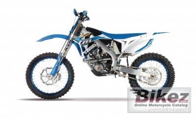 2020 TM Racing MX 250 Fi 4T
