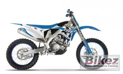 2020 TM Racing MX 450 Fi 4T