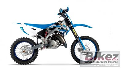 2020 TM Racing MX 85 Junior 2T